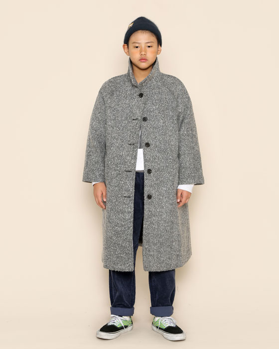 20 Herringbone Coat