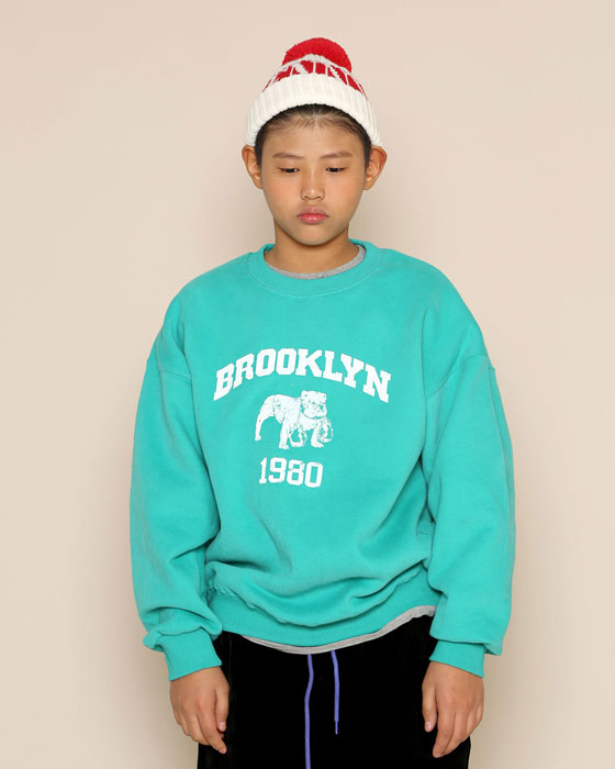 Brooklyn Napping Sweat shirts