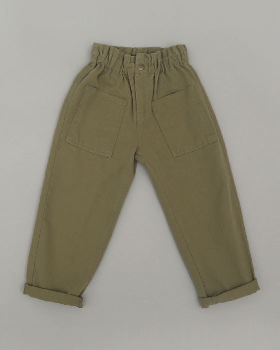 2101 Double pocket cotton pants