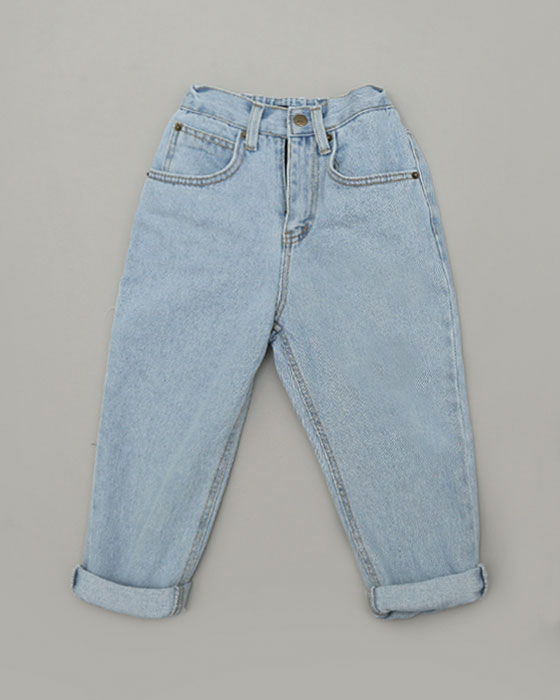 2104 Milk Denim Pants