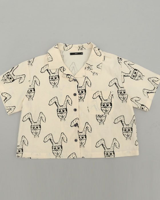 Rabbit short shirts