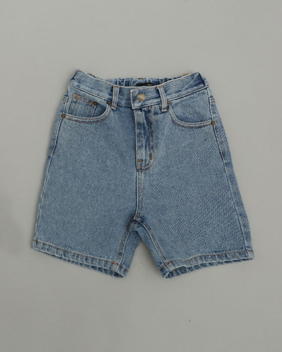 2105 Leeds Half denim pants